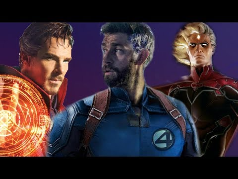 Marvel OFFICIALLY EXPANDING The MCU In PHASE 4