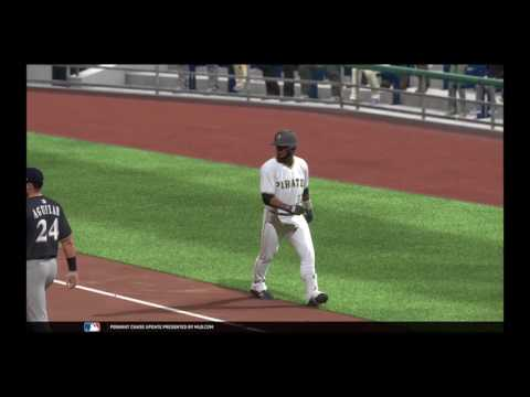 MLB® The Show™ 17 Franchise Brewers vs Pirates September 18th 2017 138-11