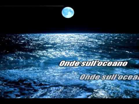 OCEANO Lisa KARAOKE