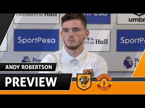 The Tigers v Manchester United | Preview With Andy Robertson