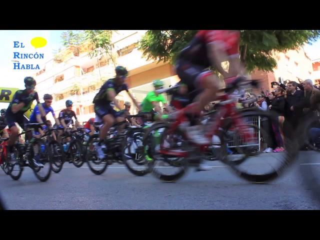 Salida Vuelta Ciclista Andalucía 2017