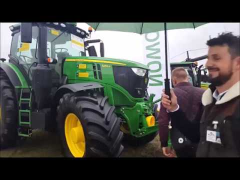 Tractor of the Year 2018 John Deere 6250R l GreenLand!