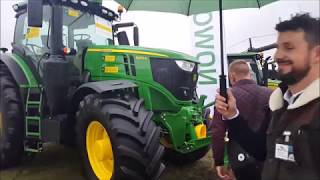 Video Tractor of the Year 2018 John Deere 6250R l GreenLand! download MP3, 3GP, MP4, WEBM, AVI, FLV November 2017