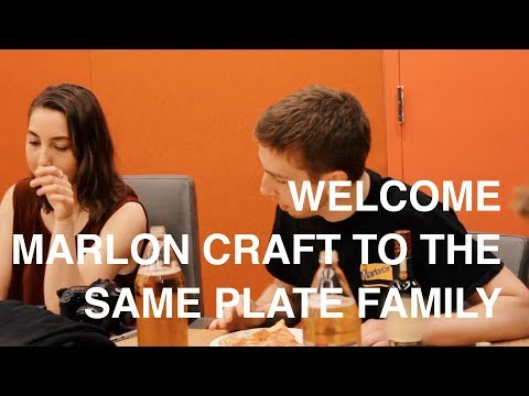 Marlon Craft Partners With Same Plate/Sony Music!