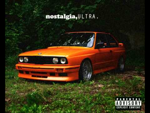 Frank Ocean- Lovecrimes (Original Version) Nostalgia, Ultra.