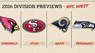 NFC West 2016 Preview | Move the Sticks | NFL