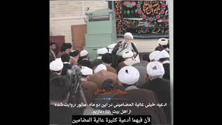 صلوات و أدعية تدخل الإنسان في حريم الولاية  |  آية الله العظمى الشيخ محمد تقي بهجت