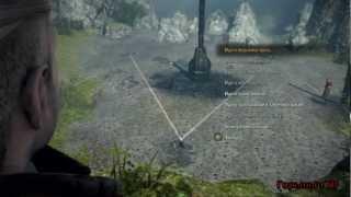 The Witcher 2. Прохождение Часть 60-1 (Проклятье крови) ПР