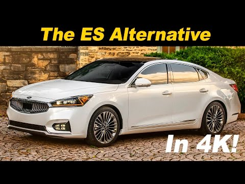 2017 Kia Cadenza K7 Review and Road Test - First Drive In 4K UHD!