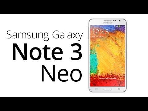 Samsung Galaxy Note 3 Neo (recenze)