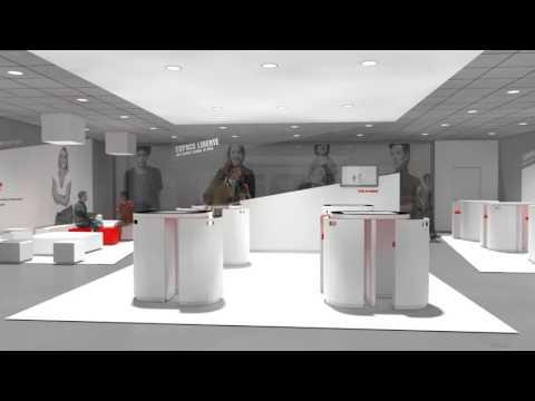 Création du concept Caisse d'Epargne, Agence nouvelle définition