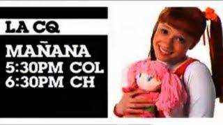 Cartoon Network DIE: ''DER CQ'' [Promo - ''Die Puppe von Danny'']