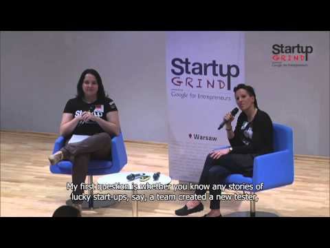 #1 Startup Grind Warsaw - Dzwonek, Musiałek, Grajkowski, Nowicki (BTM) -