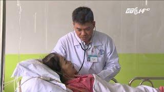 """(VTC14)_Buồn chuyện gia đình, một phụ nữ bị bệnh """"trái tim tan vỡ"""""""