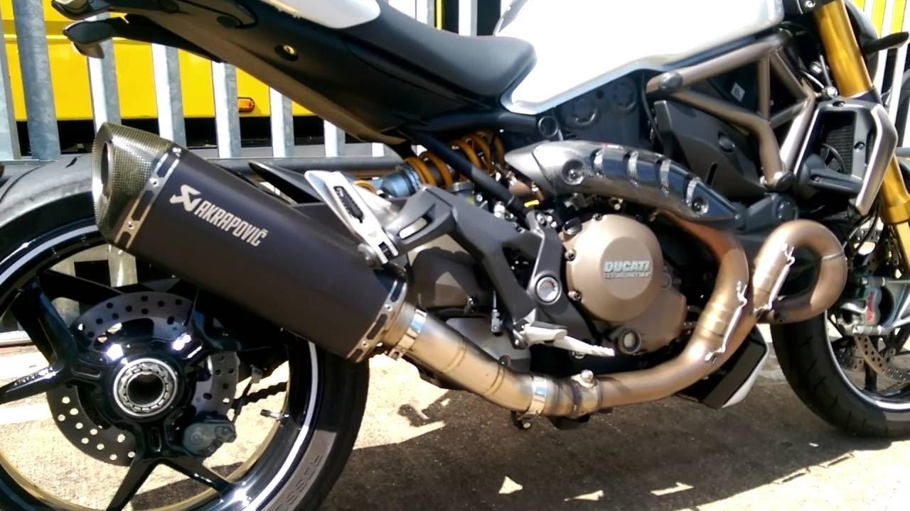 Ducati Monster Termignoni Slip On