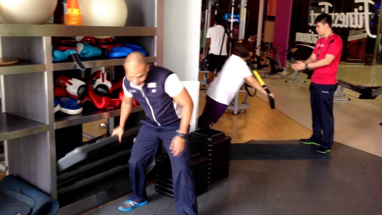 Fitness first platinum klang bukit tinggi winning ways workout