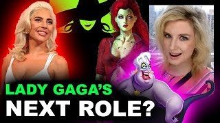 Lady Gaga - Suicide Squad 2, Live Action Little Mermaid, Wicked Movie