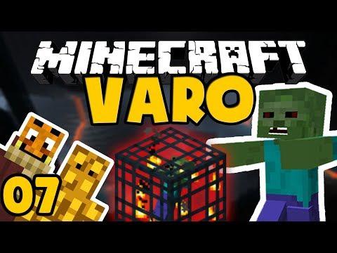 Minecraft VARO #7 ✪ MONSTERSPAWNER!   Paluten