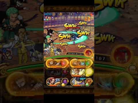 Zoro & TM Mihawk vs Colosseum Raizo - Underground  (OPTC Global)