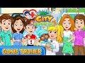 My City : Newborn baby - Game Trailer
