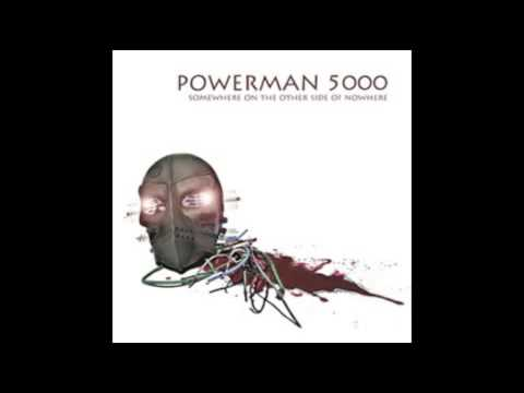 Клип Powerman 5000 - Super Villain