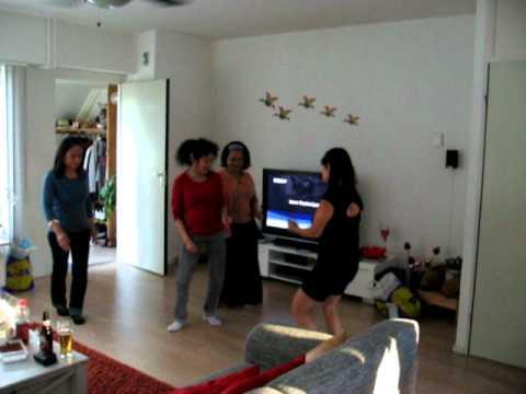 Thai friends happy in Lelystad