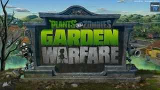 PvZ Garden Warfare (Plants vs Zombies Garden Warfare) видео обзор часть 1 (режимы игры и персонажи)