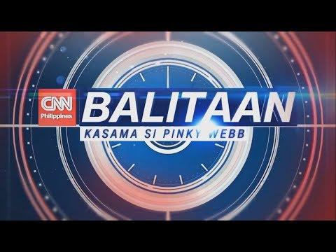CNN Philippines Balitaan (Headline+New OBB) February 27, 2018