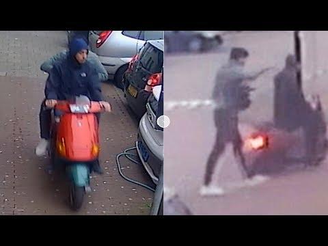 Amsterdam: Cameraploeg EenVandaag bedreigd en van camera beroofd