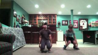 Nintendo Wii Tutting (Mike Song Choreo)