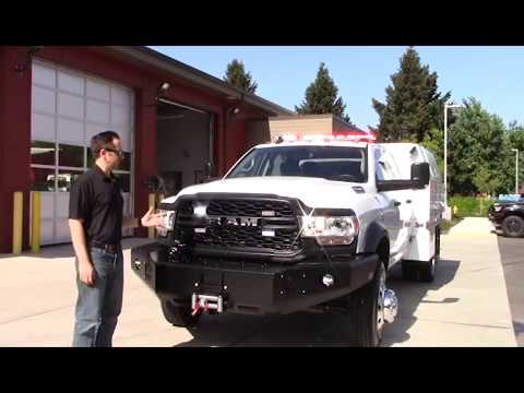 Cascade Fire Equipment North Central CA Finished Truck Demo