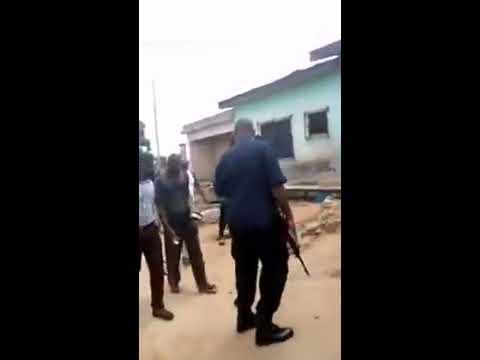 Finally Police Arrsted NDC Kumasi K!ller