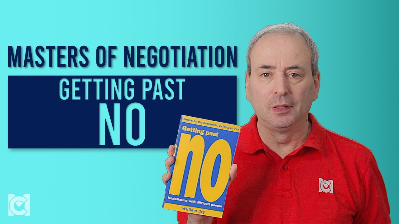 Getting Past No – Masters of Negotiation