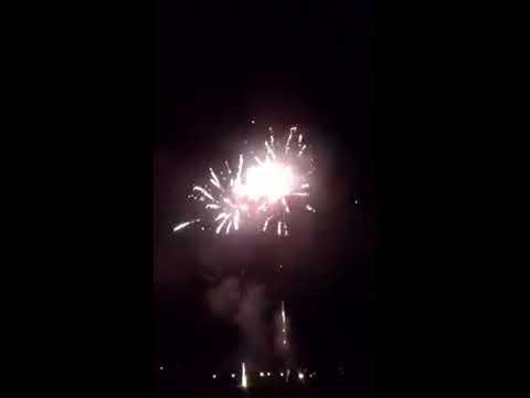 aberystwyth fireworks display 2017