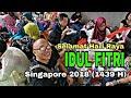 Idul Fitri Day with TKW Singapore 2018 I 1439 H (Sabahan Youtuber Vlog)
