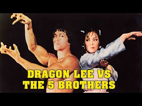 Wu Tang Collection - Dragon Lee vs The Five Brothers