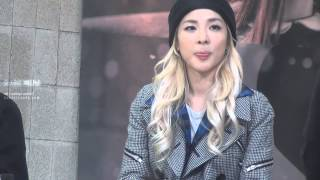 [직캠] 131205 Mnet WIDE News - Preview (DARA ver)