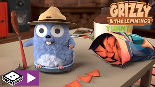 Grizzy and the Lemmings | Lemmings Toy | Boomerang Africa