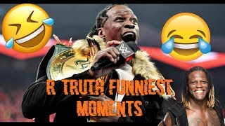 R-Truth's Funniest Moments