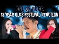 ONE OK ROCK - We Are 「18祭 ver.」REACTION