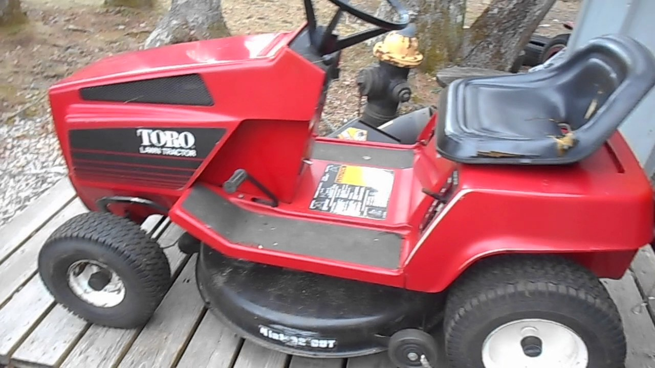 Toro 11 32 ride on mower for sale in portumna, galway from.