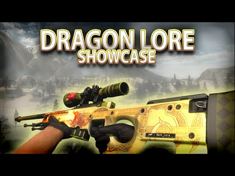 AWP | Dragon Lore (Factory New) Showcase
