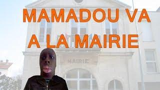 MAMADOU SEGPA : À LA MAIRIE
