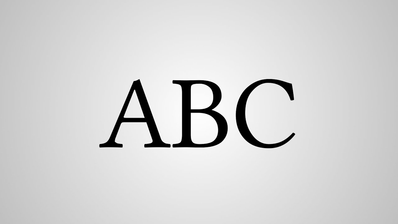 What Does Abc Stand For - what does abc for a kid mean in roblox