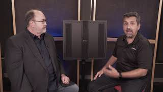 Rick Naqvi and Hugh Sarvis discuss the New CDL Loudspeakers