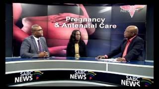 Health Talk, Pregnancy & Childbirth: 14 May 2016