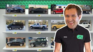 Doug's Picks: Here Are Some of the Best Buys on Cars \u0026 Bids!