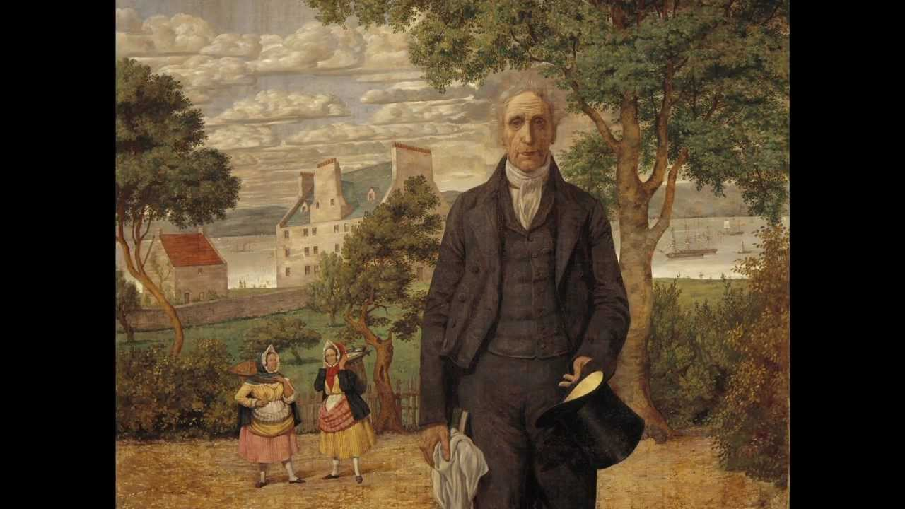 Sir Alexander Morison By Richard Dadd