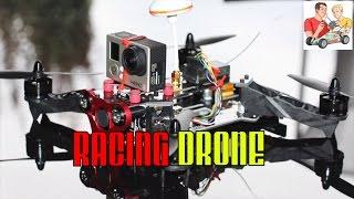 How to setup a Eachine 250 drone racer