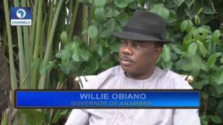Earth File: Anambra Solid Waste And Food Production (PT1) 18/09/15